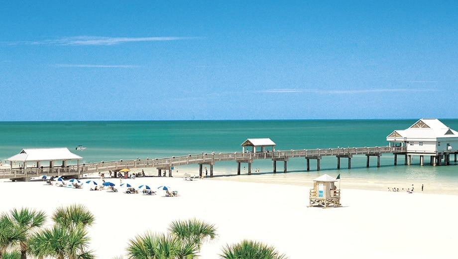 Petite balade sur les plus belles plages de Floride...